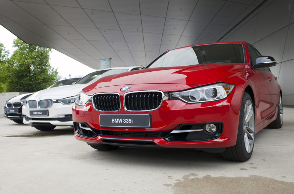 Getting your BMW the care it deserves