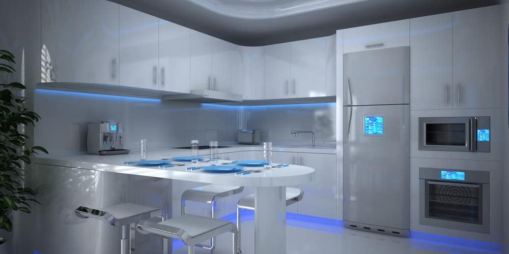Technology for kitchen