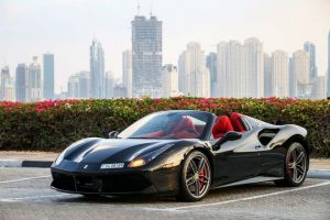 A guide to renting a luxury car in Dubai
