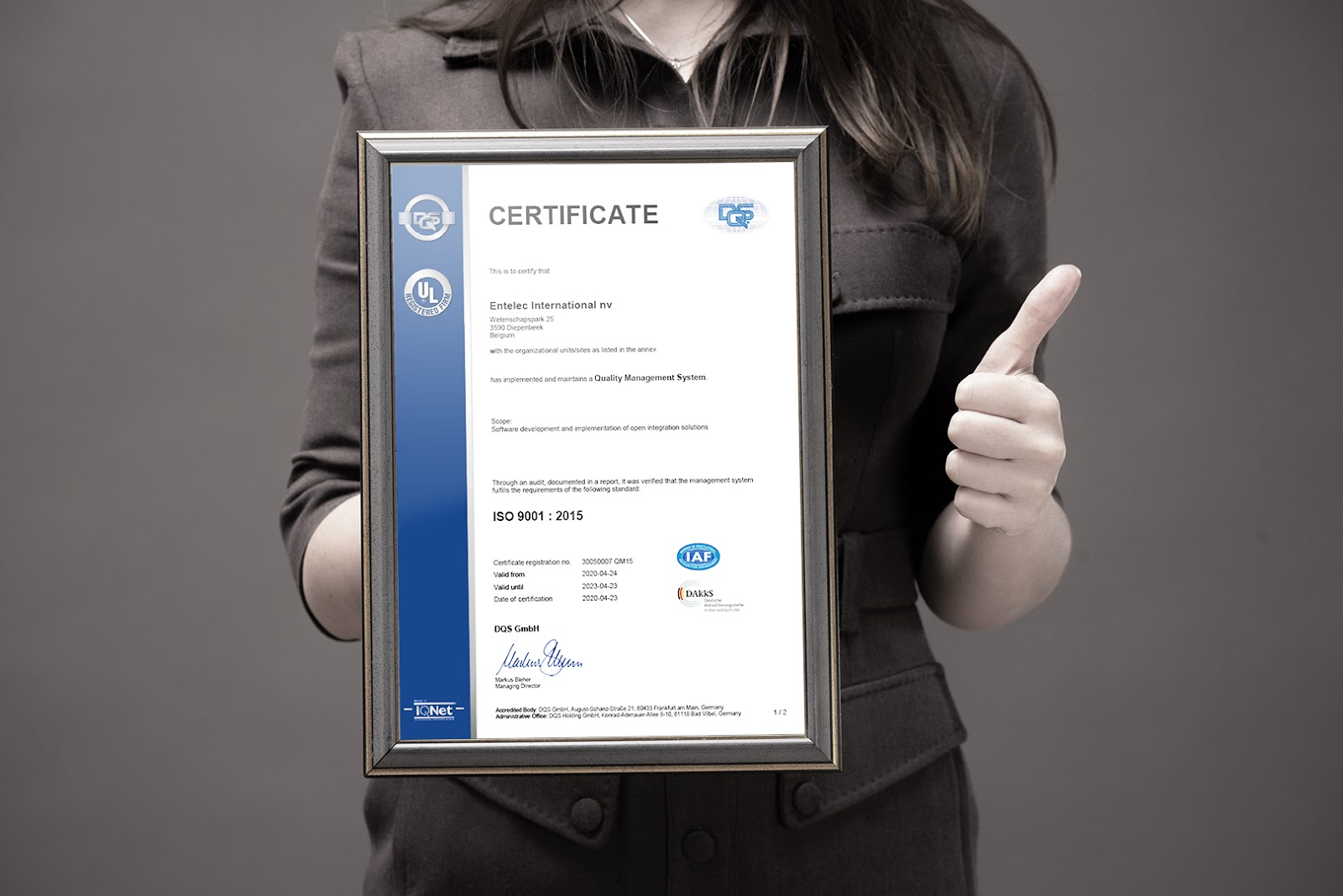 How to Keep Up with ISO Certification
