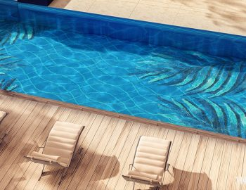 Guide to swimming pool tiles
